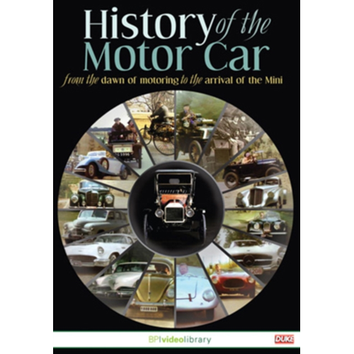The History of the Motor Car (UK-import) (DVD)