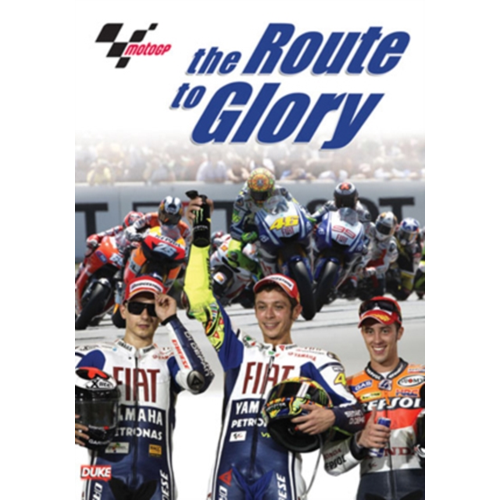 Motogp: The Route To Glory (UK-import) (DVD)
