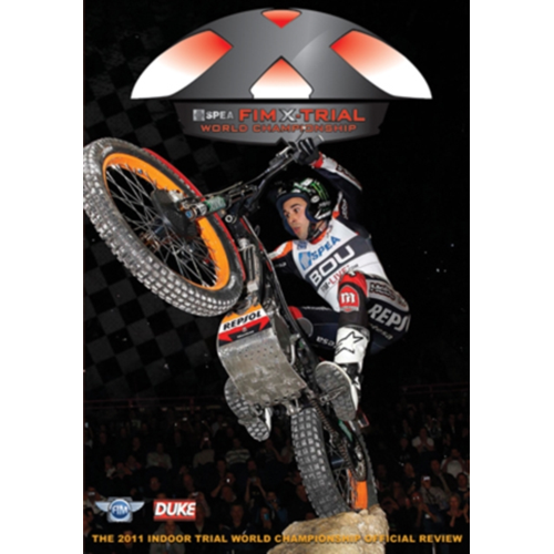 X-Trial World Championship Review 2011 (UK-import) (DVD)