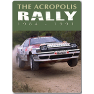 Produktbilde for Acropolis Rally: 1984-1991 (UK-import) (DVD)