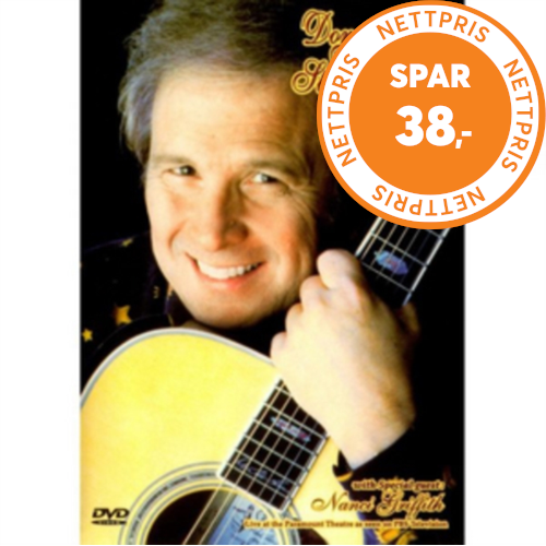 Don Mclean: Starry Starry Night (UK-import) (DVD)