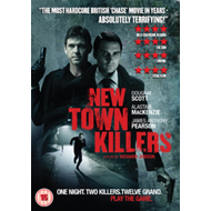 New Town Killers (UK-import) (DVD)