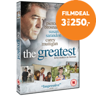 Produktbilde for The Greatest (UK-import) (DVD)
