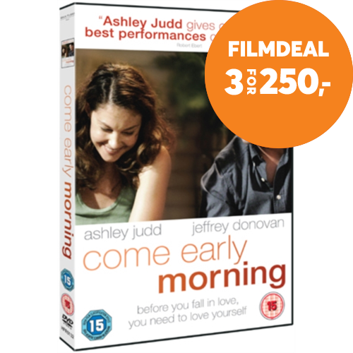 Come Early Morning (UK-import) (DVD)