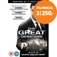 Produktbilde for The Great Debaters (UK-import) (DVD)