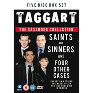 Taggart: Saints And Sinners And Four Other Cases (UK-import) (DVD)