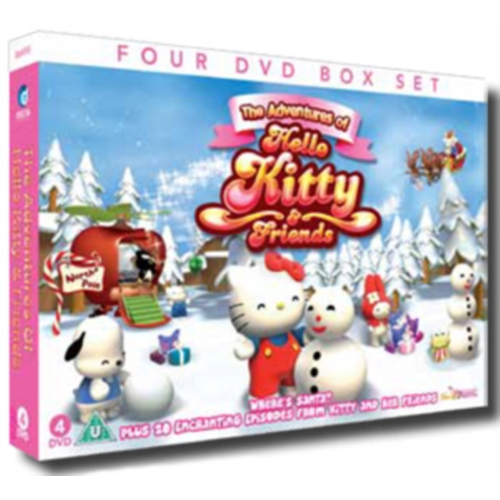 The Adventures of Hello Kitty and Friends: Collection (UK-import) (DVD)