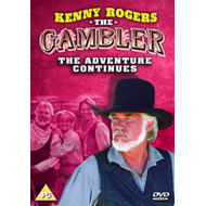 Gambler: The Adventure Continues (UK-import) (DVD)