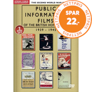 Produktbilde for Public Information Films Of The British Home Front 1939-1945 (UK-import) (DVD)
