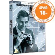 Produktbilde for Man Of The World: The Complete Series (UK-import) (DVD)