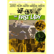 Produktbilde for The Fast Lady (UK-import) (DVD)