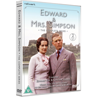 Produktbilde for Edward And Mrs Simpson (UK-import) (DVD)