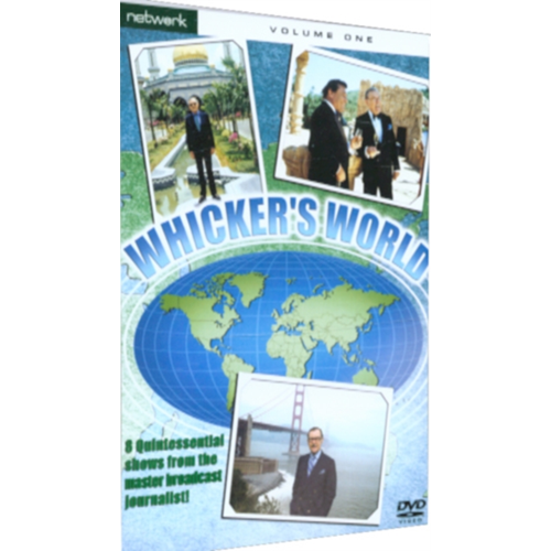 Alan Whicker: Whicker's World - Volume 1 (UK-import) (DVD)