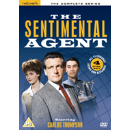 Sentimental Agent: The Complete Series (UK-import) (DVD)