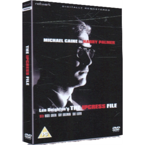 The Ipcress File (UK-import) (DVD)