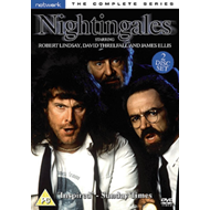 Produktbilde for The Nightingales: The Complete Series (UK-import) (DVD)