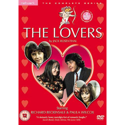 Lovers (UK-import) (DVD)