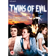 Produktbilde for Twins Of Evil (UK-import) (DVD)