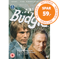 Produktbilde for Budgie: The Complete Series (UK-import) (DVD)