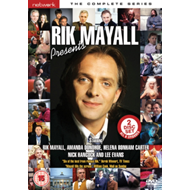 Rik Mayall Presents: The Complete First And Second Series (UK-import) (DVD)
