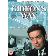 Produktbilde for Gideon's Way: The Complete Series (UK-import) (DVD)