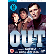 Produktbilde for Out: The Complete Series (Box Set) (UK-import) (DVD)