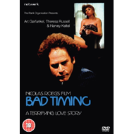 Produktbilde for Bad Timing (UK-import) (DVD)