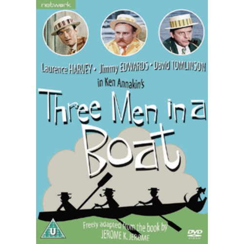 Three Men In A Boat (UK-import) (DVD)