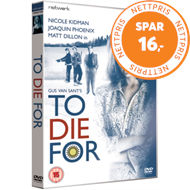 Produktbilde for To Die For (UK-import) (DVD)