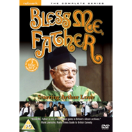 Produktbilde for Bless Me Father: The Complete Series (UK-import) (DVD)