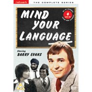 Mind Your Language: The Complete Series (UK-import) (DVD)
