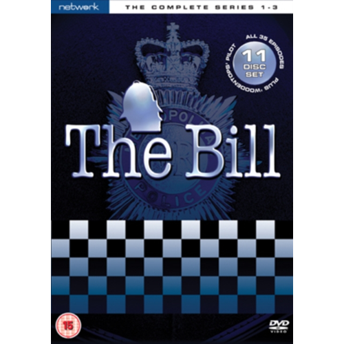 The Bill: Series 1-3 (UK-import) (DVD)