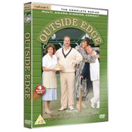 Produktbilde for Outside Edge: Complete Series (UK-import) (DVD)