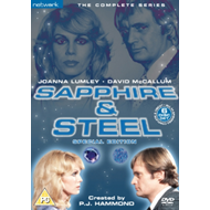 Produktbilde for Sapphire And Steel: Complete Series (UK-import) (DVD)