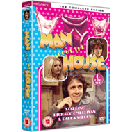 Man About The House: The Complete Series (UK-import) (DVD)