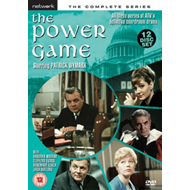 Produktbilde for Power Game: The Complete Series 1-3 (UK-import) (DVD)