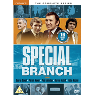 Special Branch: The Complete Series (UK-import) (DVD)