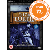 Produktbilde for Dick Turpin: The Complete Series (UK-import) (DVD)