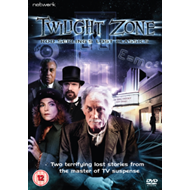 Produktbilde for The Twilight Zone: Rod Serling's Lost Classics (UK-import) (DVD)