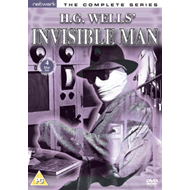 Produktbilde for Invisible Man: The Complete Series (UK-import) (DVD)