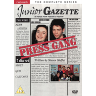 Press Gang: The Complete Series 1-5 (UK-import) (DVD)