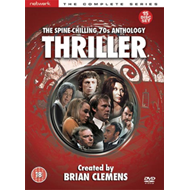 Produktbilde for Thriller: The Complete Series (UK-import) (DVD)