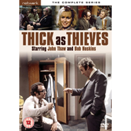 Thick As Thieves: The Complete Series (UK-import) (DVD)