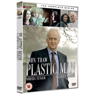 Plastic Man: The Complete Series (UK-import) (DVD)