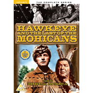 Produktbilde for Hawkeye And The Last Of The Mohicans: The Complete Series (UK-import) (DVD)