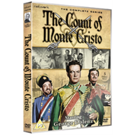 Count Of Monte Cristo: The Complete Series (UK-import) (DVD)