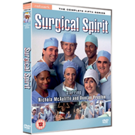 Surgical Spirit: Series 5 (UK-import) (DVD)