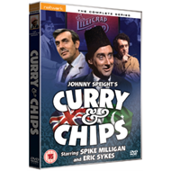 Curry And Chips: The Complete Series (UK-import) (DVD)