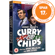 Produktbilde for Curry And Chips: The Complete Series (UK-import) (DVD)