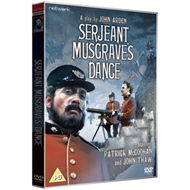 Sergeant Musgrave's Dance (UK-import) (DVD)
